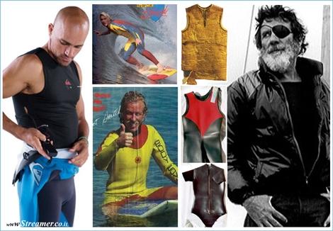 wetsuits חליפות גלישה