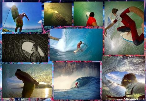 crazy sychodalic french surfer hugues oyarzaboul הוגו אויארזאבול גולש צרפתי פסיכודלי משוגע
