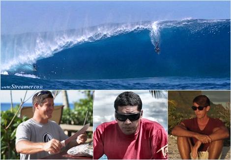 tahiti wave riders warn jet ski surfers גולשי טהיטי מזהירים את הזרים הגולשים עם ג'ט סקי