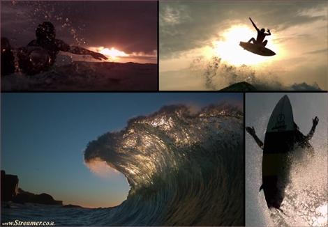 Big wave slow mothin cris bryan הילוך איטי 1000 פריימים בשנייה כריס בראיין