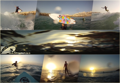 "<font color=""#2041a3""><strong><font color=""#990000"">The first thing you  need  to learn about surfing is to have fun... and if possible to  document the  sensation with the Go-Pro water cam</font>. This short  clip was shot at  Dalila beach Ashqelon on very small waves in the month  of April 2012. <a href=""http://streamer.co.il/clips/view/111"">Click here to watch</a> -&nbsp; To all the local surfers with LOVE</strong></font>"