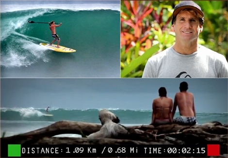 "<font color=""#003366""><strong><font color=""#b70000"">Robby Naish</font> has  surfed the longest wave of his life in Pavones, Costa Rica. The windsurf  legend has kicked off a new project with Red Bull to find the longest  rides in the world. Naish managed to link and connect several wave  sections to reach a total surfing time of 2m15s in a single ride. That  means a total distance of 1.09 kilometres. <a href=""http://streamer.co.il/news/view/336/"">Click here to reas and watch</a></strong></font>"