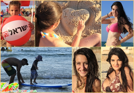 "<font color=""#003366""><strong><font color=""#a30000"">Special event at Bar-Kochva beach in Ashqelon.</font> The national newpaper  ""Israel Hayom"" has conducted a 4 days event  for famillies and their  kids. Click on main photo to watch the album from <a href=""http://streamer.co.il/gallery/cat/people_at_the_beach_of_ashqelon_-__2__3__7_2_12/"">2nd+3rd July 2012</a></strong></font><strong></strong>"