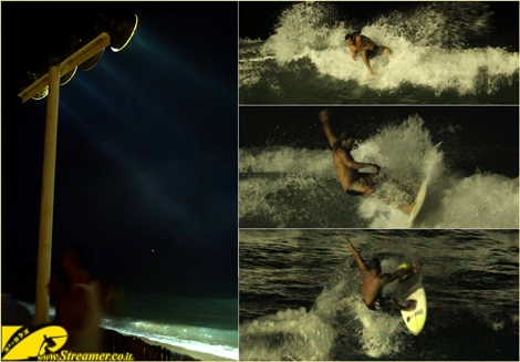 "<font color=""#003366""><strong>Gute beach in Ashqelon has never seen so glamourous as at the night that we have turned on the <font color=""#840000"">surfing lights</font>...:) click here to watch the<a href=""http://streamer.co.il/news/view/344/""> night surfing gallery</a> from July 19th 2012</strong></font>"