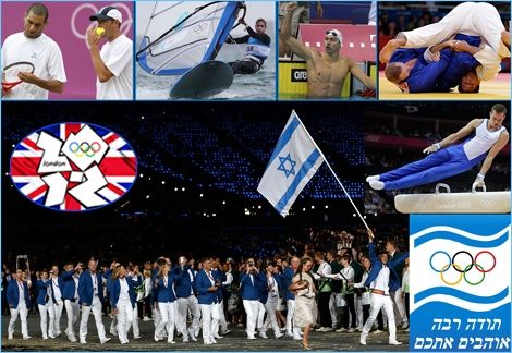 "<font color=""#003366""><strong><font color=""#ad0000"">We do not need gold when we have people with a heart of gold</font>. The Israeli team to the olympics in London 2012 did not return with any olympic medal but never the less they have made it to the finals in gymnastics, swimming and wind surfing - Respecct and Love to all - Much of succes until Rio 2016</strong></font>"