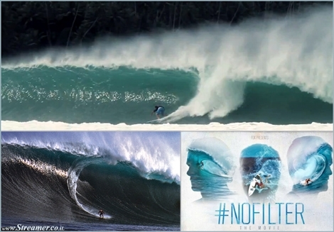 "<font color=""#003366""><strong><font color=""#7a0000"">Surfing waves with &quot;No Filter&quot;</font>   - &quot;No Filter&quot; is the newest surf movie featuring Ian Walsh, Damien   Hobgood, and Bede Durbidge. Not your typical surf film, &quot;No Filter&quot; will   give you an in-depth, raw look into the lives of some of surfing's   elite. <a href=""http://streamer.co.il/clips/view/115/"">Click here to watch</a></strong></font><br />"