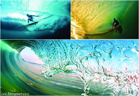 "<font color=""#003366""><strong><font color=""#840000"">Getting barreled in a wave is the ultimate dream of every surfer</font>. Surfing the tube is a sensorial experience allmost divine and Cory Lopez is one of the luckiest surfers on Earth, as he scored the longest tube ride ever recorded - <a href=""http://streamer.co.il/articles/view/144/"">Click here to read and watch</a></strong></font>"