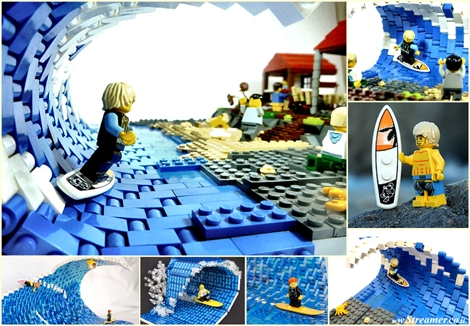 "<font color=""#003366""><strong><font color=""#7a0000"">Building waves from surfing Lego kit</font> - Lego games are ageless. Surfing has been inspiring the coolest Lego creations. The most incredible surf Lego designs have been invading the internet, with dozens of different wave styles. <a href=""http://streamer.co.il/articles/view/146/"">click here to read</a></strong></font>"