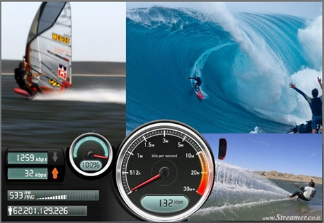 "<font color=""#003366""><strong><font color=""#7a0000"">Name of the Game: Speed&#8203;&#8203;!</font> Speed &#8203;&#8203;was and remains the main way to express the surfer's capabilities. Inorder to create momentum and gaining maximum speed on his board, The surfer need for speed is physical and mental nescesity .Fast, Faster, Fastest... who are the fastest surfers in the world and how much is it in Mph?<a href=""http://streamer.co.il/articles/view/147/""> in the next article</a></strong></font>"