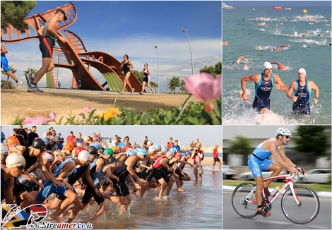 "<font color=""#003366""><strong>Between rain drops, wind guests and worm sun rays, <font color=""#700000"">Ashqelon Triathlon</font> was on the go on Friday 26.10.2012. Talented athletes gathered at Bar-Kochva beach, to compete in swimming, cycling and running. With great competitive vibes, the triathlon was a fun happening to all. Click on main photo to <a href=""http://streamer.co.il/gallery/cat/ashqelon_triathlon_the_third___26_oct_2_12/"">watch the sportive album</a></strong></font>"