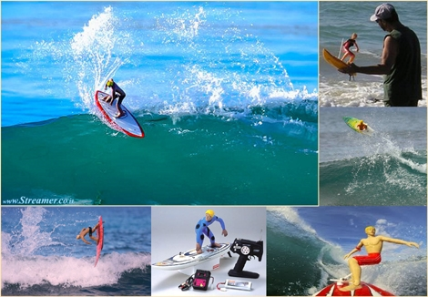 "<font color=""#003366""><strong><font color=""#7a0000"">RC Surfing</font>: Kids  game for grown-up surfers. Remote control surfing is the new hype in  water sports. It's all possible in the world of radio controlled surfing  and the skilful mini-surfers can pull all tricks. <a href=""http://streamer.co.il/news/view/378/"">Click here to read</a></strong></font>"