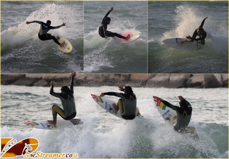 "<font color=""#003366""><strong><font color=""#840000"">Cold outside, hot in the water...</font>  Winter time doesn't bother the local surfers in Ashqelon. After a  couple of rainy and stormy days the sea has calmed down and the surfers  went straight back to the line-up. Click here to watch the surfing album  from Marina beach Ashqelon, Israel<a href=""http://streamer.co.il/gallery/cat/winter_surfing___marina_beach_ashqelon_-__2__2_13/""> 02.02.2013</a></strong></font>"