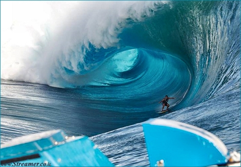 "<font color=""#003366""><strong><font color=""#510000"">Teahupoo Mega Size - Wave of the century</font>! On mid may 2013 Teahupoo was pumping  seriously, most dangerously with heavy barrels. In a matter of hours the waves were pumping from 6-to-25 foot. Koa rothman from Hawaii had an epic session that day. <a href=""http://streamer.co.il/news/view/412/"">click here to read and watch</a></strong></font>"