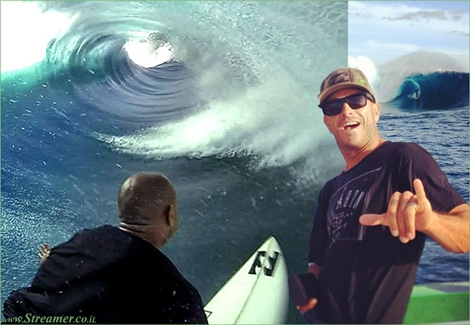"<font color=""#003366""><strong><font color=""#650000"">Shane Dorian is one of the best big wave surfers in the world</font>.  At 40, the Hawaiian charger is scoring the greatest rides of his life.  We've seen Shane Dorian tasting the power of Nazare and speaking about  the wave of his life has published an impressive picture, directly from  the Tahitian pit. <a href=""http://streamer.co.il/news/view/415/"">click here to read</a></strong></font>"