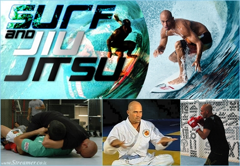 "<font color=""#003366""><strong><font color=""#700000"">Kelly Slater's passion for martial arts - Brazilian Jiu Jitsu</font>.  Kelly Slater has a special connection with martial arts. dressed in his  kimono, The 11-time world surfing champion has challenged Flavio Canto,  a Brazilian judoka champion, for a jiu-jitsu combat. <a href=""http://streamer.co.il/news/view/418/"">Click here to read and watch</a>.</strong></font>"