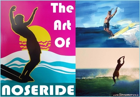 "<font color=""#650000""><strong>The art of Noseriding...!</strong></font> <font color=""#003366""><strong>Noseriding  is the ultimate maneuver in classic  surfing. The art of hanging five  and ten toes was born in the early  1950s, but has been conquering new  grounds and enthusiasts in the modern  world. <a href=""http://streamer.co.il/articles/view/170"">Click here to read more</a><br /></strong></font>"