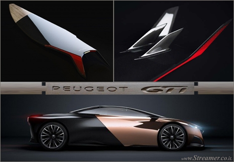 "<font color=""#003366""><strong>The Peugeot Design Lab has created a unique concept surfboard inspired  by the pleasure of driving the latest sports and high performance  vehicles of the brand. <font color=""#700000"">The Peugeot Surfboard </font>looks pretty awesome. <a href=""http://streamer.co.il/news/view/428/"">Click here t<font color=""#003366"">o go back to the future</font></a></strong></font>"