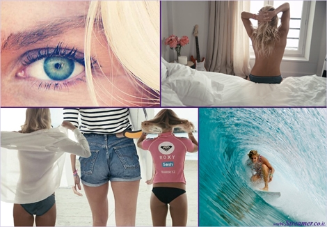 "<font color=""#003366""><strong><font color=""#650065"">Promo Or Porno?</font>  was supposed to be just another female surfing contest, in Biarritz,  France, but surfwear brand Roxy decided to do something different. The  video trailer of the Roxy Pro Biarritz has been attacked by surfers and  women's organizations for its provocative angles and overall sexiness. <a href=""http://streamer.co.il/news/view/430/"">Click here to read and watch</a></strong></font>"