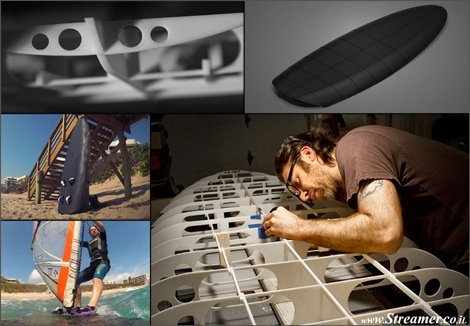 "<font color=""#003366""><strong><font color=""#510000"">Printing a surfboard...!</font> The world's first 3D printed high performance custom boards are about to hit the markets. Is there a revolution ahead? <a href=""http://streamer.co.il/news/view/445/"">click here</a> to find out more</strong></font>"
