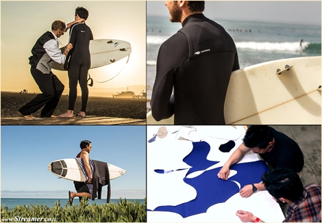 "<font color=""#003366""><strong><font color=""#5b0000"">Tailor Made: custom-fit wetsuit.</font> Carapace has developed way to create custom wetsuits at a reasonable price, by creating digital patterns that are specific to your body. <a href=""http://streamer.co.il/news/view/448"">Press here to read</a></strong></font>"