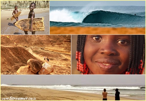 "<font color=""#003366""><strong><font color=""#840000"">New Wave discovery in Angola: one of the best waves in the world</font>. A group of surfers believe to have found one of the most perfect wave for surfing in the world. The spot is located somewhere in Angola. <a href=""http://streamer.co.il/articles/view/177"">Click here to read and watch</a></strong></font>"