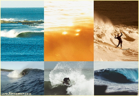 "<font color=""#003366""><strong><font color=""#650000"">The shortest surf film ever...!</font> &quot;Urchin Howl&quot; is the first ever surf film made for Instagram. The seven daily episodes of 15 seconds are a Chris McClean idea. <a href=""http://streamer.co.il/clips/view/136"">Click here to watch</a></strong></font>"