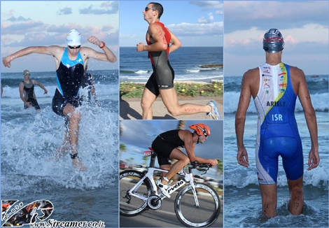 "<font color=""#003366""><strong><font color=""#510000"">Triathlon Ashqelon.</font>  Early morning on Wednesday 25.09.2013 and the Israeli athletes are  ready to satrt the 4th anual Triathlon in Ashqelon. Swimming, Cycling  and Running for the participants it was like a walk in the park...;)  Click on main photo to <a href=""http://streamer.co.il/gallery/cat/triathlon_ashqelon_-_25_september_2_13"">watch the gallery </a>and Click here to <a href=""http://streamer.co.il/clips/view/105#2013"">watch the Video Clip</a><a href=""http://streamer.co.il/gallery/cat/triathlon_ashqelon_-_25_september_2_13""><br /></a></strong></font>"