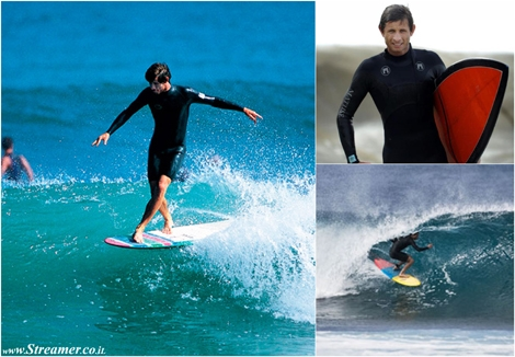 "<font color=""#003366""><strong><font color=""#510000"">Kookbox dispute</font>. The legendary San Diego surfer <font color=""#510000"">Joel Tudor,</font> turned into a menacing diva after signing on as a celebrity partner in a popular Hamptons-based surf-gear company, a new federal lawsuit charges. <a href=""http://streamer.co.il/news/view/477"">Click here to read</a></strong></font>"
