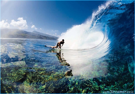 "<font color=""#003366""><strong><font color=""#3d0000"">Safety tips for surfing over reefs.</font> Some reefs can be jagged and nasty while others can be flat and covered with moss. Reefs get a bad press because there are many perceived dangers associated with reefs that, in some cases, can be fully justified. <a href=""http://streamer.co.il/articles/view/186"">Click here</a> to find out more how to surf over reefs safely.</strong></font>"