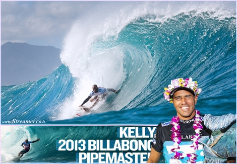 "<font color=""#003366""><strong><font color=""#510000"">Smiling but pissed off.</font> Mick Fanning won the war, but Kelly Slater won the battle. Kelly Vs. Mick: Who is the real winner of the billabong pipe masters? <a href=""http://streamer.co.il/news/view/484"">Click here to read</a></strong></font>"