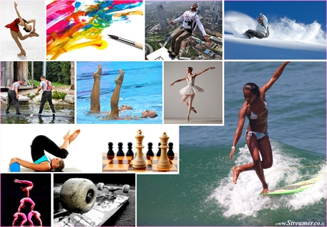 "<font color=""#003366""><strong><font color=""#650000"">Surfing similarities</font>. Surfing is surfing. However, can we find resemblances between the riding waves and other sports and performing arts? Let's get inspired <a href=""http://streamer.co.il/articles/view/189"">in the next article</a></strong></font>"