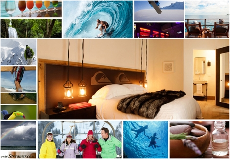 "<font color=""#003366""><strong><font color=""#510000"">Did you book a room at Quiksilver Hotels?</font> Surf industry brand leader Quiksilver is preparing an investment in action sports hotels. In the next five years, Quiksilver Hotels will acquire properties in which concert venues, skateboarding parks and surf parks will be installed. <a href=""http://streamer.co.il/news/view/490"">Click here to read more</a></strong></font>"