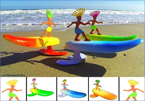 "<font color=""#003366""><strong><font color=""#5b0000"">endless wave rides with the Surfer Dudes toy.</font> </strong><strong>&quot;Surfer Dudes&quot; are the world's first toys catching ocean waves and riding them all the way to shore. <a href=""http://streamer.co.il/news/view/491"">Click here to read more</a><br /></strong></font>"