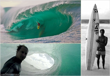 "<font color=""#003366""><strong><font color=""#5b0000"">From the insude out, Alex Gray in selfie tubes</font> - He has a heart of gold, balls of steel. Professional surfer Alex Gray is a man that enjoys his time in the tube. Gray has been barreled around the world. <a href=""http://streamer.co.il/clips/view/159/"">Click here to watch</a></strong></font>"