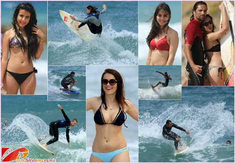 """<font color=""""#003366""""><strong><font color=""""#510000"""">Feeling summer at Start of spring</font> - People and Surfers at the beach:) Warm sun, deep blue colored sea ,wide open beach and many people enjoy the wonders of it's vasts. Click on main photo to watch the people and Surfers photos from<a href=""""http://streamer.co.il/gallery/cat/feeling_summer_at_start_of_spring_-_people_at_the_beach__/""""> 20+21 April</a> - Passover holiday.</strong></font>"""