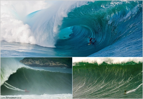 "<font color=""#003366""><strong><font color=""#510000"">The 2014 Billabong XXL Awards - Nominees and winners!</font> Greg Long has won the 2014 Billabong XXL &quot;Ride of the Year&quot;, with the wave ridden at Puerto Escondido, Mexico, on the 7th June, 2013 (In the phots below). and the wipeout prize  went to Koa Rothman (In the photo seconds before the fall). <a href=""http://streamer.co.il/news/view/524/"">Click here to read and watch</a></strong></font>"