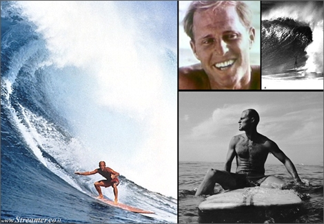 "<div align=""justify""><font color=""#003366""><strong><font color=""#5b0000"">Tribute to a Big wave surfing pioneer Ricky Grigg</font>. Grigg was one of the first big wave riders of all time. ,He was constantly chasing waves and He never let surfing interfere with  his studies. Big wave surfer and oceanographer Ricky Grigg has passed away at 77. <a href=""http://streamer.co.il/articles/view/202/"">Click here to read</a></strong></font><br /></div>"