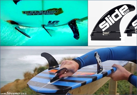 "<font color=""#003366""><strong><font color=""#510000"">The world's first flexible surfboard fin system</font> - Surfboards are in the center of a surfing revolution and Surf Fins adds a new variable to the liquid equation. Freestyler? this is for you.&nbsp; <a href=""http://streamer.co.il/news/view/530/"">click here to read</a></strong></font>"