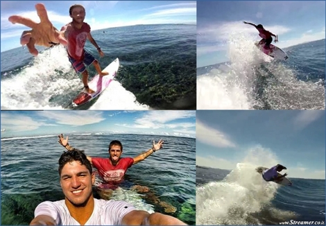 "<font color=""#003366""><strong><font color=""#510000"">Brazilian Carnival:</font> </strong><strong><font color=""#510000""><font color=""#003366"">Filipe Toledo and Gabriel Medina share the stoke on the same wave. <a href=""http://streamer.co.il/clips/view/168/"">Click here to wacth</a></font> </font></strong></font>"