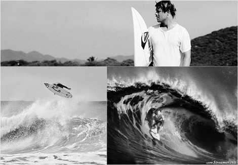 "<strong><font color=""#5b0000""><strong>This Is Dane Reynolds - </strong></font><font color=""#003366"">Considered  as one of the best surfers in the world, Dane Reynolds is  the  embodiment of a surf revival. An aerial, creative surf without   compromise. He may even be the best thing to happen to surfing in the   last decade. <a href=""http://streamer.co.il/clips/view/169/"">Click here to watch</a> the short clip documentary</font></strong>"