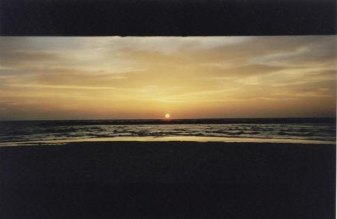 sunset gordon beach Tel Aviv