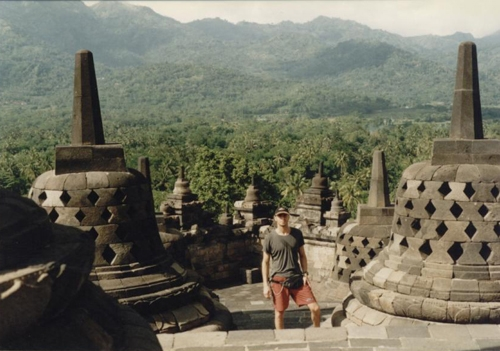 Burubudur Temple, Java