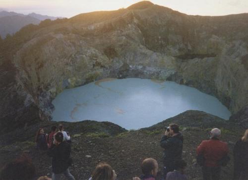 Kalimotu volcano - Kalimotu