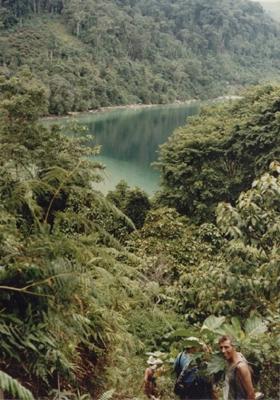 National Park Sullawessi