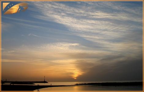 The pure energy of the sky's collors... Ashqelon Nov.07