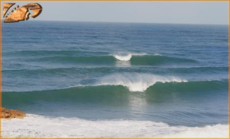 "Kever Ha-Sheich, ""Wave Machine"" greased by salt water - Ashqelon 12.11.07"