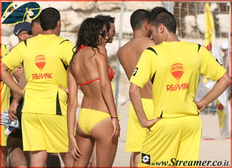 The Yellow Man Vs The Yellow Babe -Beach Football and various people's photos from Bar-Kochva beach Ashqelon 18.07 is now available.