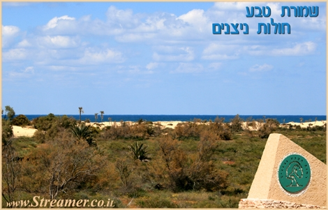 <p>In a special cermemony held on March 16th 2009, is declared that Nitzanim beach and sandy&nbsp;rigion of 22,000 acres will be a national preserve Park. </p>