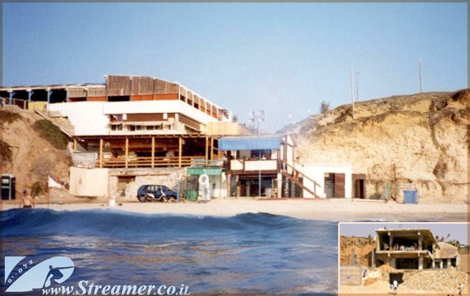 <p>Nostalgie... Gute beach in Ashqelon&nbsp;10 years ago, year 1999. The small photo was shot from same angle at summer 2008.</p>