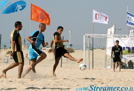 <p>The 18th Maccania events at Dalila beach Ashqelon. New photo gallery - beach soccer, Matkot, people and other healthy vibes - Click on Photo</p>